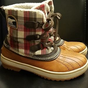 Sorel Winter Boots Lined
